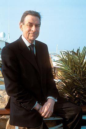 """Bekanntester Schiffstester: Douglas Ward ist verantwortlich für den Berlitz-Guide """"Ocean Cruising & Cruise Ships"""", der als die Bibel der internationalen Kreuzschifffahrt gilt"""