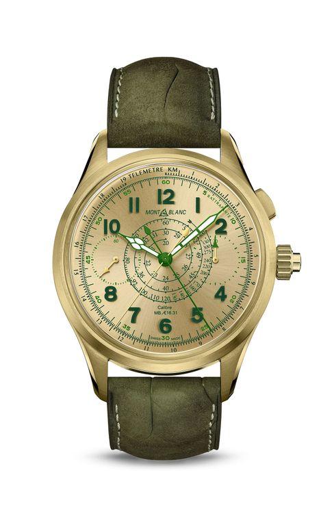 Ungewöhnlich: 1858 Split Second Chronograf Limited Edition 18