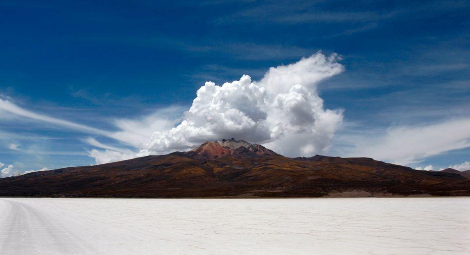 Salzsee Salar de Uyuni in Bolivien: Große Hoffnung auf Lithium als Öl der Zukunft