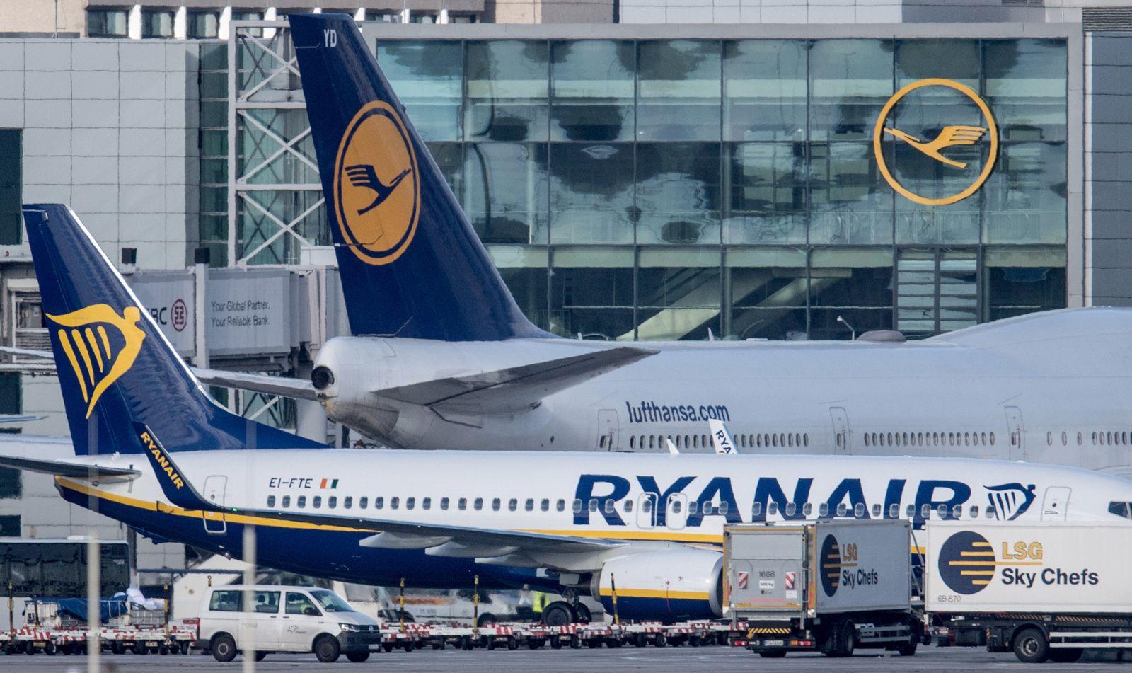 Lufthansa / Ryanair