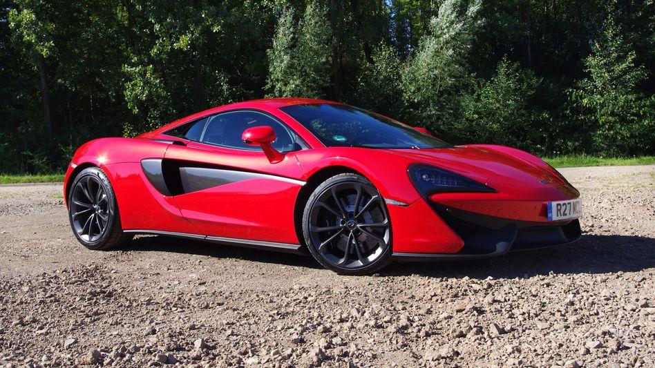 Teure Flitzer aus UK: Apple will angeblich beim Sportwagenbauer McLaren einsteigen