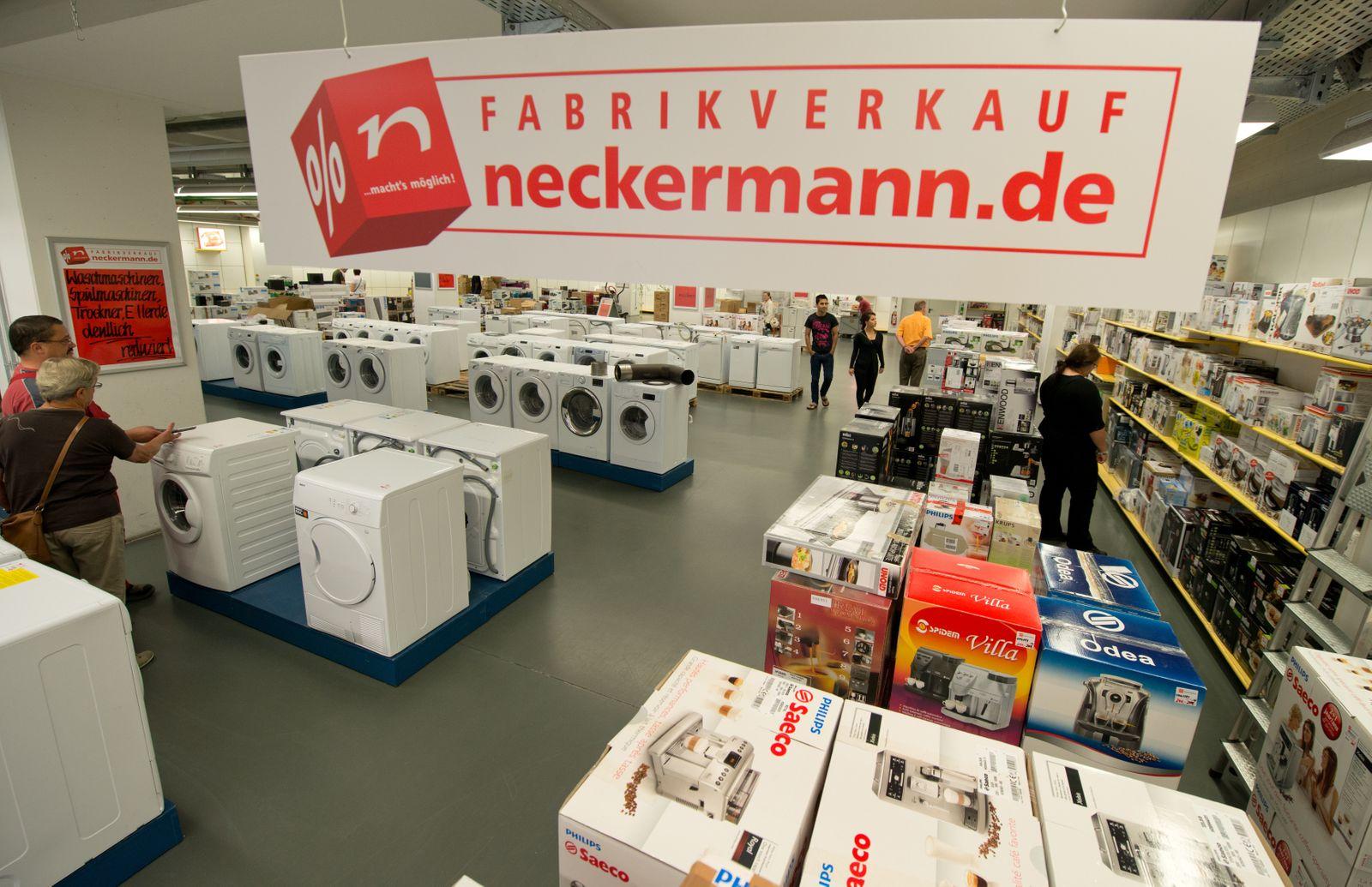 Neckermann-Zentrale Frankfurt