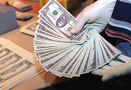 73 Millionen Dollar Verlust durch spekulative Geschäfte mit Devisen