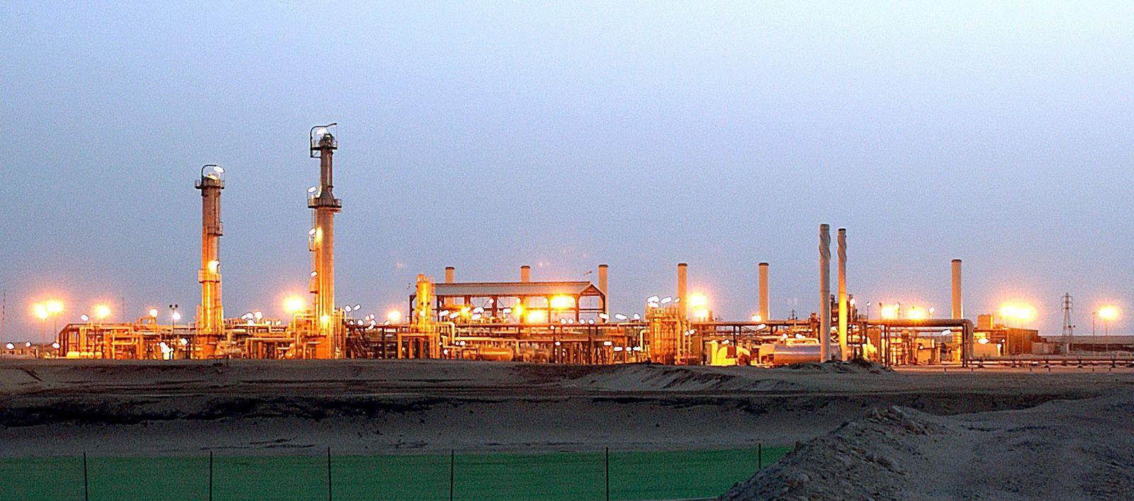 BASF-Tochter Wintershall - Anlagen in Libyen / Raffinerie / Öl