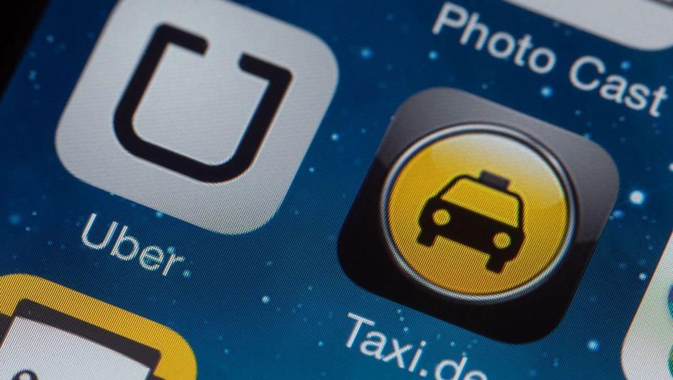 Uber: Das US-Start-up besorgt sich einmal mehr frisches Geld