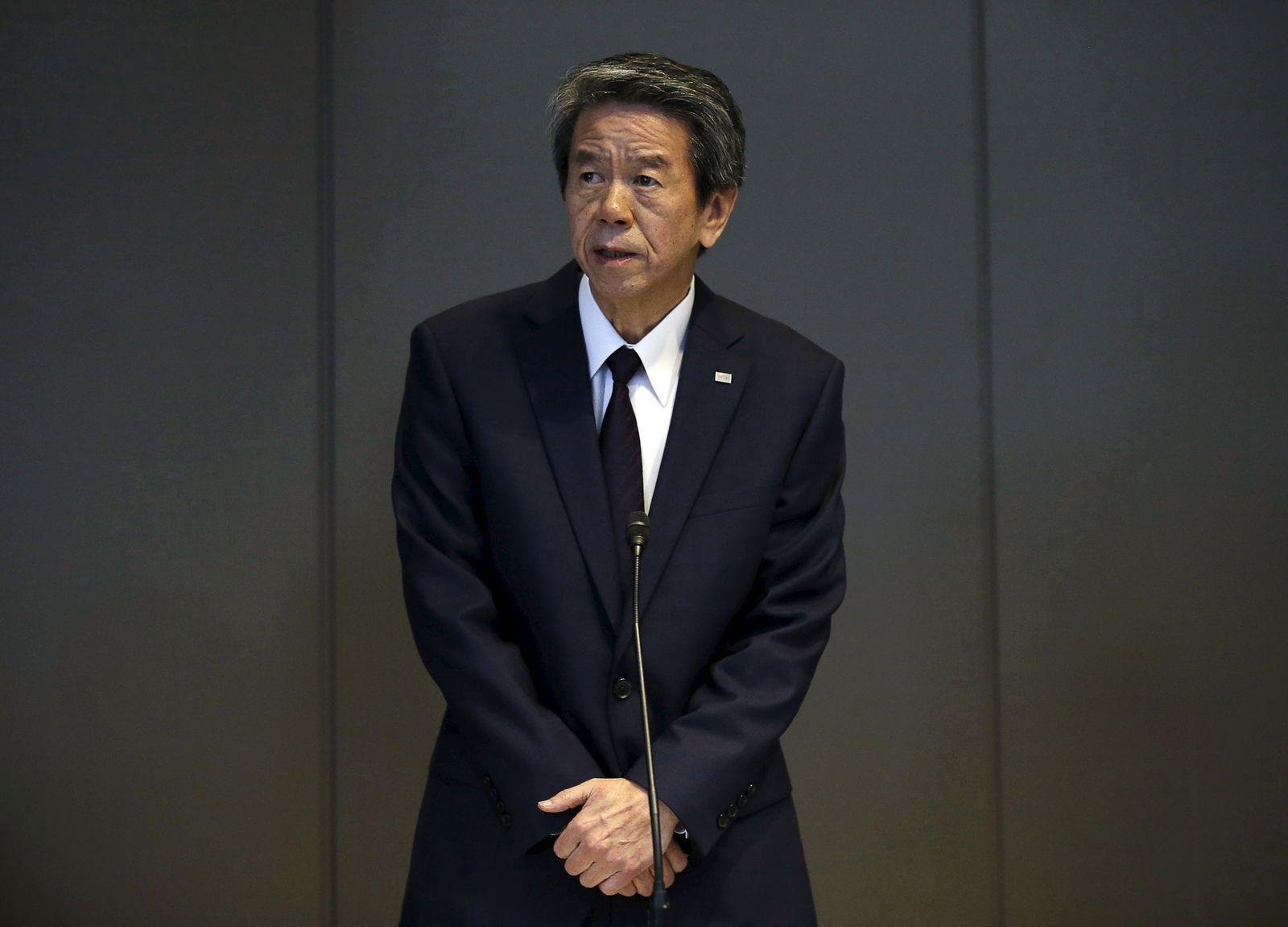 Hisao Tanaka / Toshiba / Abtritt