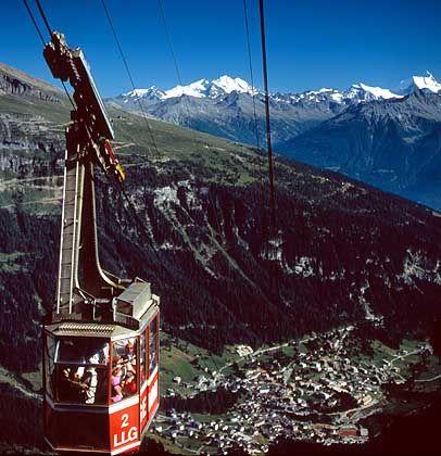 Auch in der Schweiz ging es 2001 für die Banken abwärts