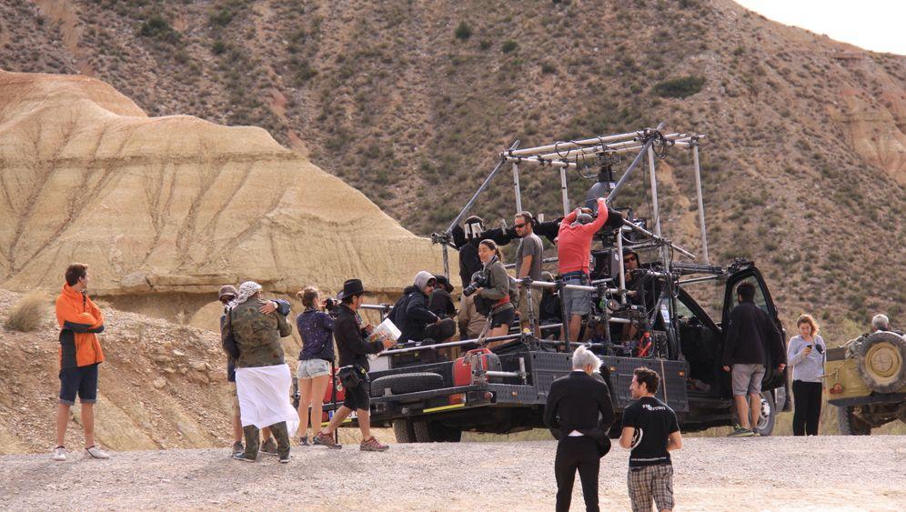 Wo Ridley Scott und Sergio Leone drehten: Spaniens Wüsten sind berühmte Filmsets