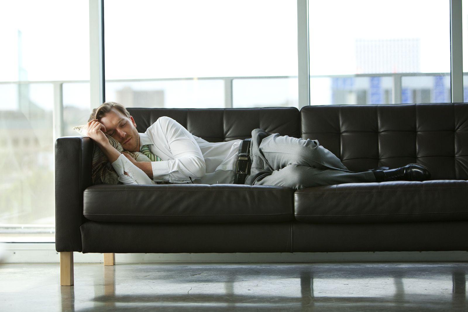 NICHT MEHR VERWENDEN! - Schlafen / Büro / Pause / Ausruhen / Break / Nap / Power