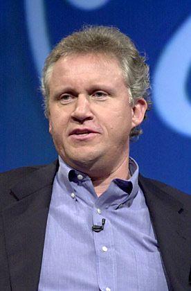 """Platz 7: Jeff Immelt (47), General Electric - """"Gewann 2001 den harten Kampf um die Nachfolge von Jack Welch"""""""