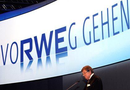 """RWE-Chef Großmann: Will die Strukturen des """"Tankers RWE"""" vereinfachen"""