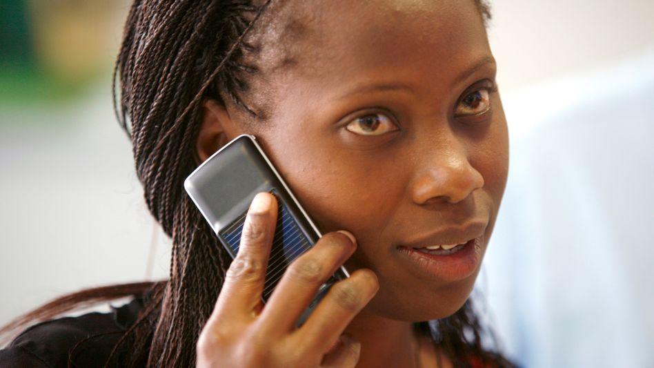 Neues Geschäftsgebiet: Das mobile Web in Afrika