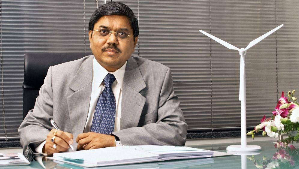 Das Inder-Net: Manager vom Subkontinent erobern die Märkte