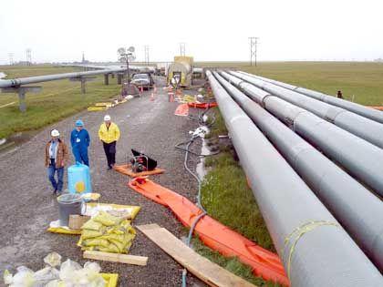 Marode Pipeline auf dem Ölfeld Prudoe Bay: Imageschaden für BP