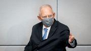 Maskenpflicht im Bundestag - und in Italien bald landesweit