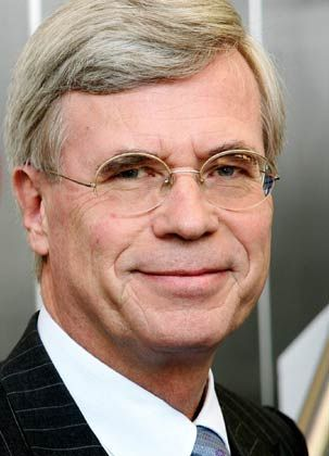 Michael Otto (65), Vorsitzender des Vorstands des Großversenders Otto