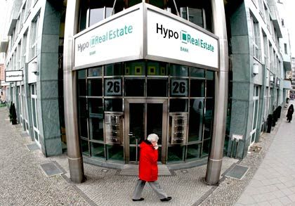 Milliardengrab: Die Krisenbank HRE muss mit mehr als 100 Milliarden Euro Steuergeld gestützt werden
