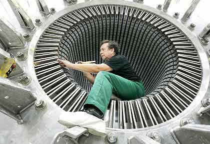 Maschinenbau: Die Industrieaufträge haben sich im Juli reduziert