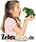 Provisorische Website des Zebralino-Ladens