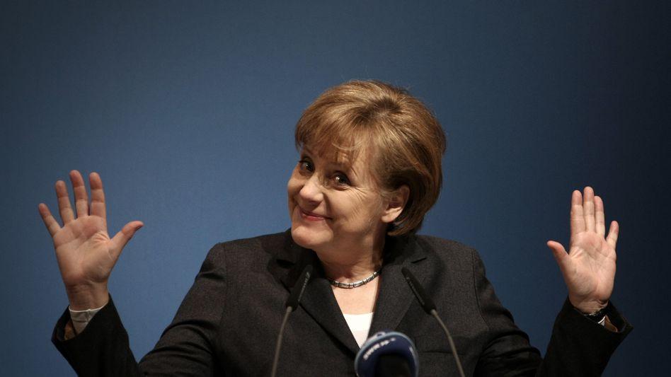 Verantwortlich für das neue Unwort des Jahres: Bundeskanzlerin Angela Merkel
