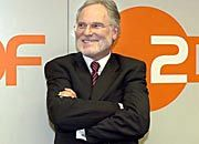 ZDF-Chef Markus Schächter: Sein Sender hat online die Nase vor der ARD