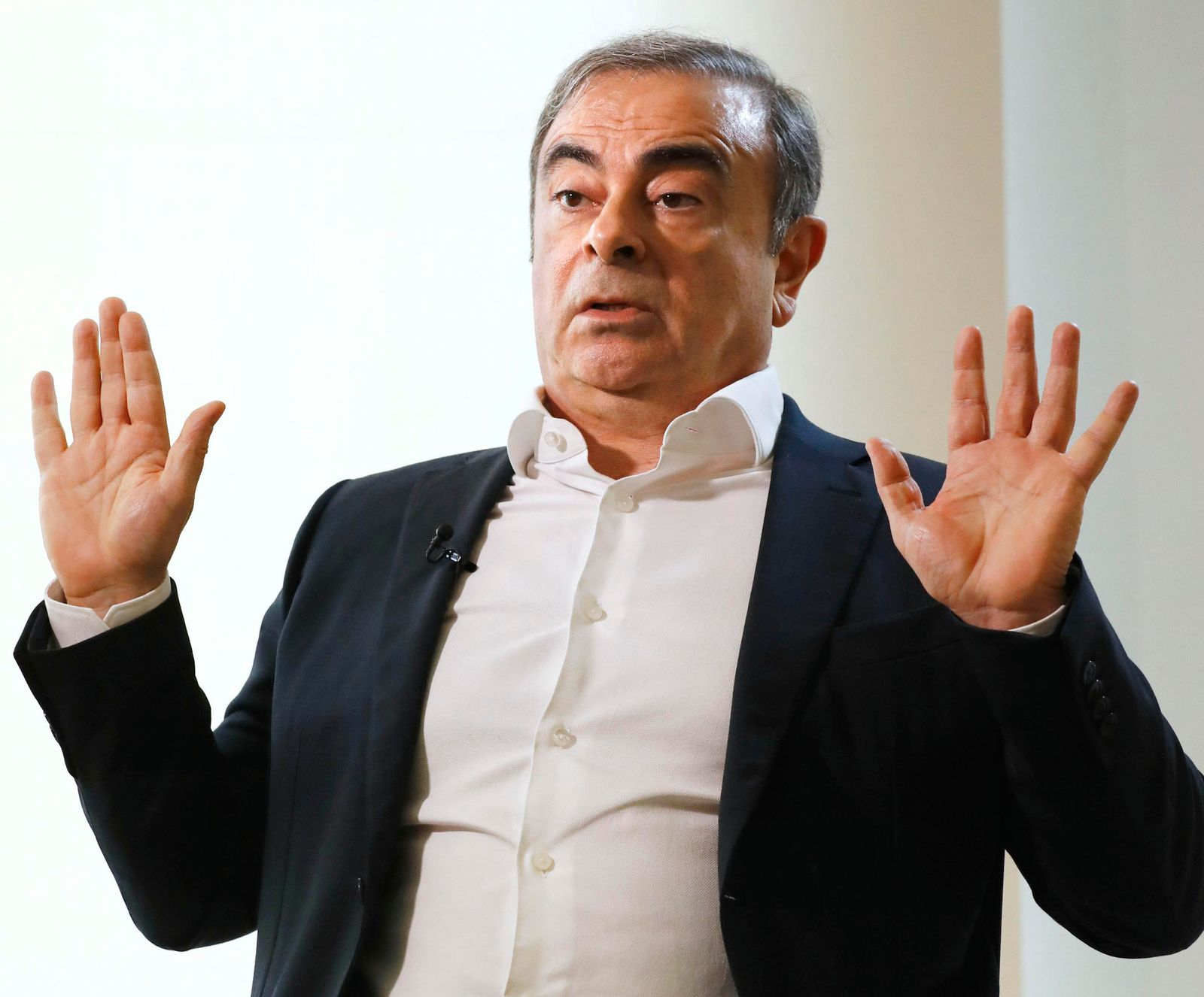 Interview zur Flucht von Ex-Renault-Chef Ghosn