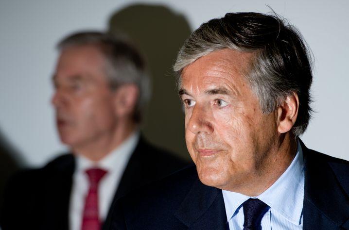 Vergangene Ära: Joseph Ackermann war von 2002 bis 2012 Chef der Deutschen Bank