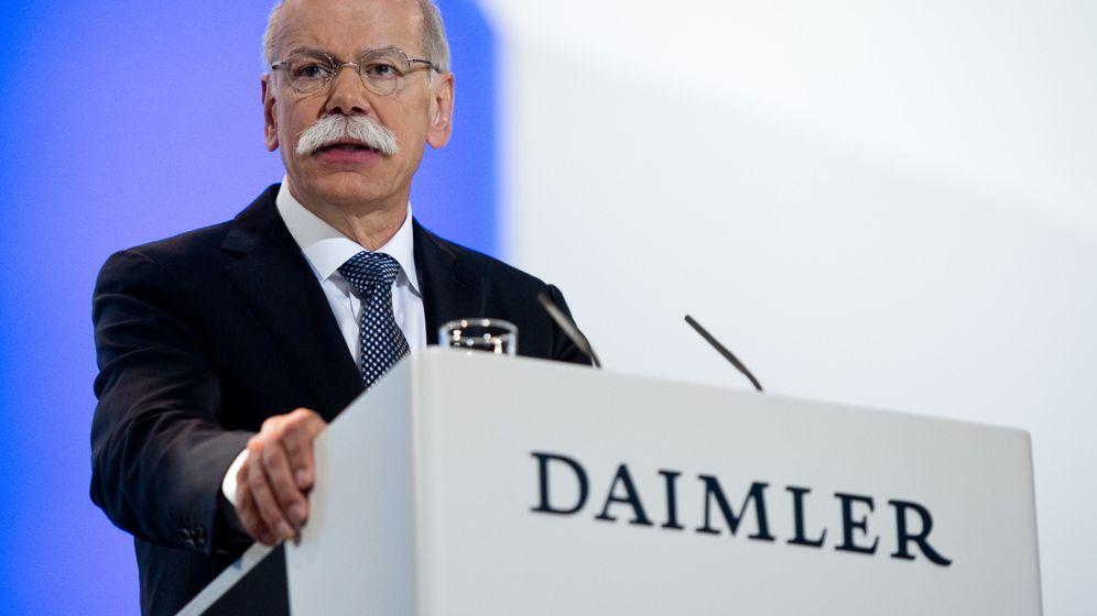 Autohersteller: Zetsches restliche Baustellen bei Daimler