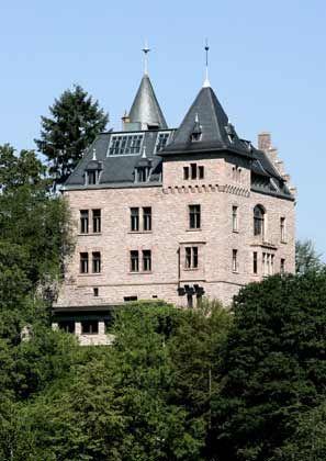Villa Stroh in Baden-Baden: Solider Bau sucht Käufer mit solidem Konto