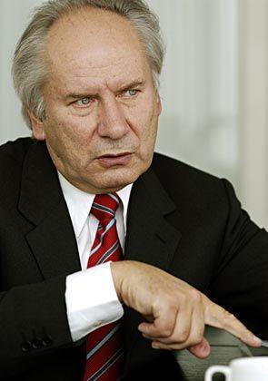 August-Wilhelm Scheer: Der Professor für Wirtschaftsinformatik startete IDS Scheer 1984 als Uni-Spin-off.