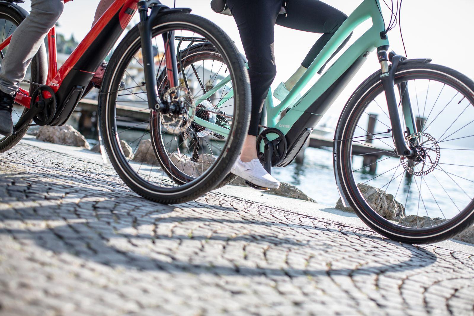E-Bike / ebike / Elektrofahrrad