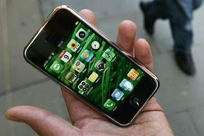 Vorbild iPhone: Für seine Nutzer gehören Youtube-Videos zu den beliebtesten Datenanwendungen
