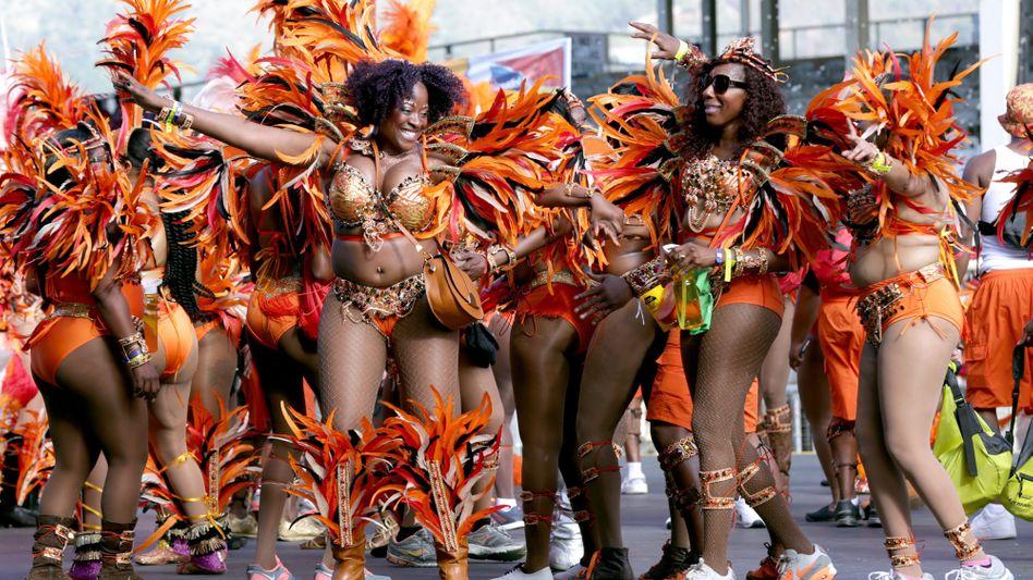 Karneval in Trinidad: Trinidad und Tobago ist eines von neun Steueroasen-Ländern auf der schwarzen Liste der EU.
