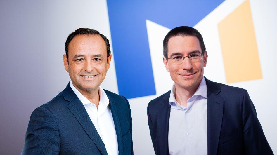 Problem gelöst - vorläufig: Metro übergibt die Konzernführung erst mal Christian Baier und Rafael Gasset