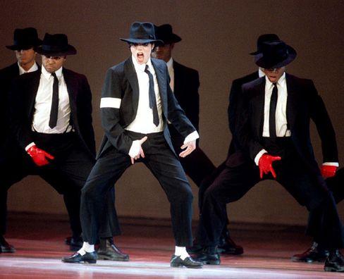 Michael Jackson: Nach dem Tod des Popstars stürmten seine Alben erneut die Hitlisten