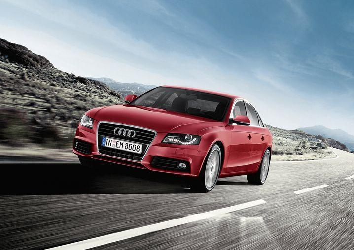 Audi A4: Die Neuauflage lässt noch bis Anfang 2015 auf sich warten
