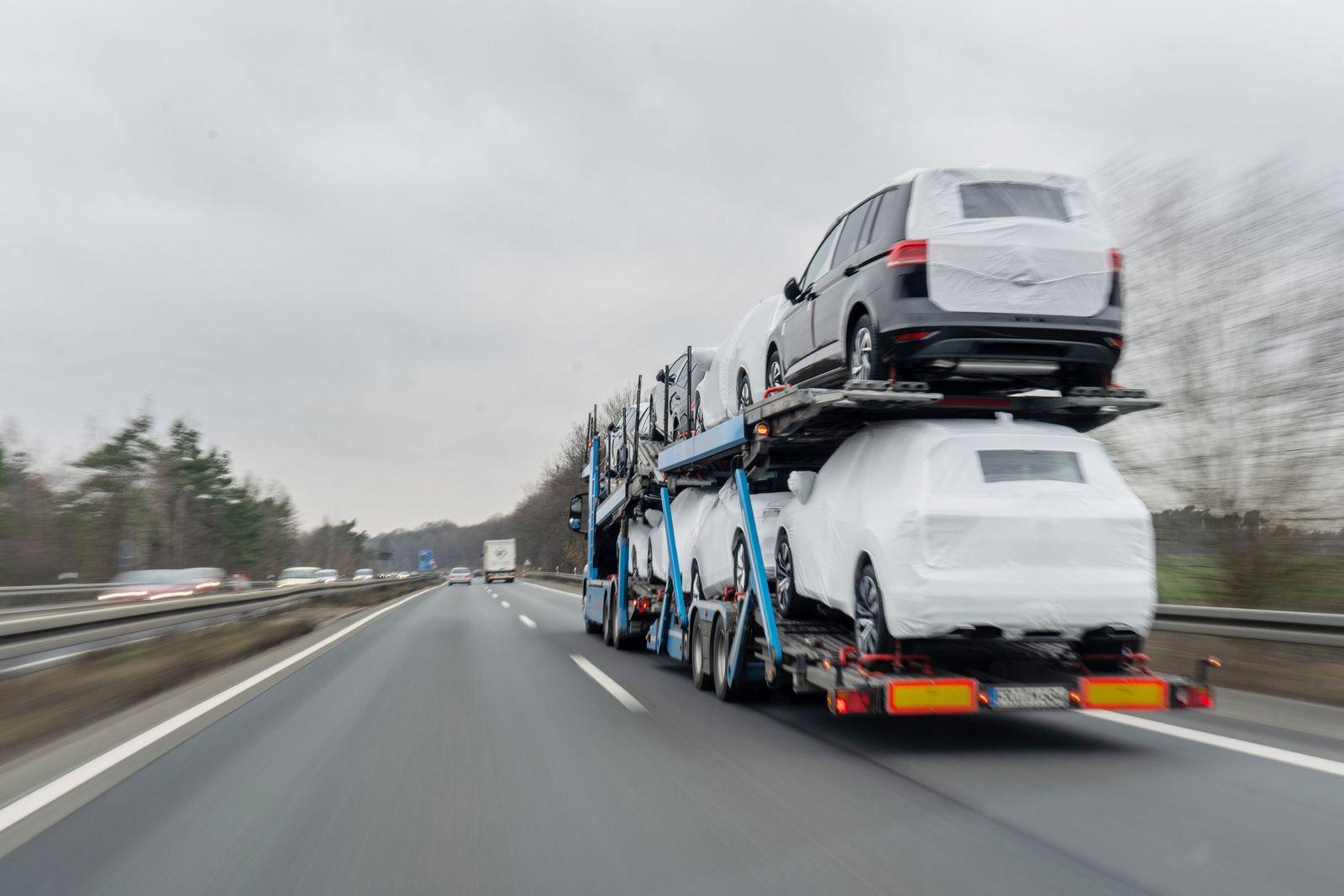 Neuwagen von Volkswagen