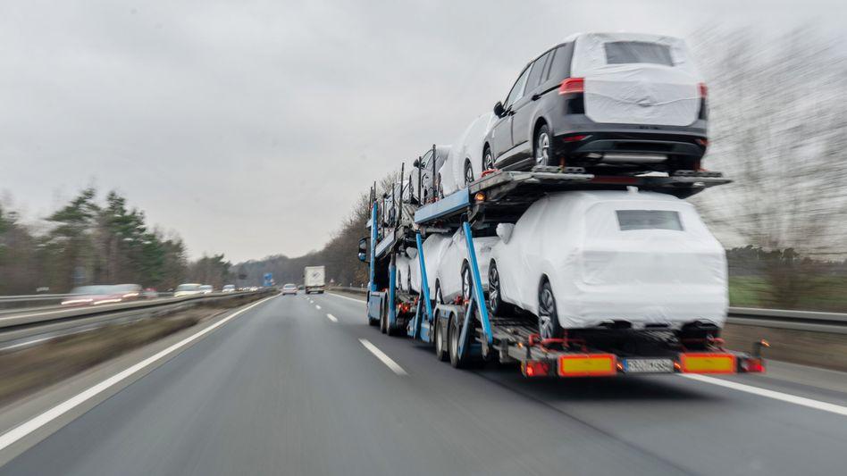 In Deutschland wurden zwischen Januar und Juli 2019 knapp 2,2 Millionen Autos neu zugelassen