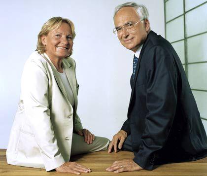 Die zweite Liebherr-Generation, allen voran Willi Liebherr und seine Schwester Isolde, bleibt den Grundsätzen des Gründers treu