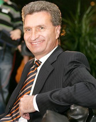 Neuer Ministerpräsident in Baden-Württemberg: CDU-Fraktionschef Günther Oettinger