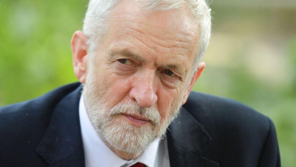 Labour-Chef Jeremy Corbyn: Bündnis der Oppositionsparteien gegen einen Brexit ohne Deal