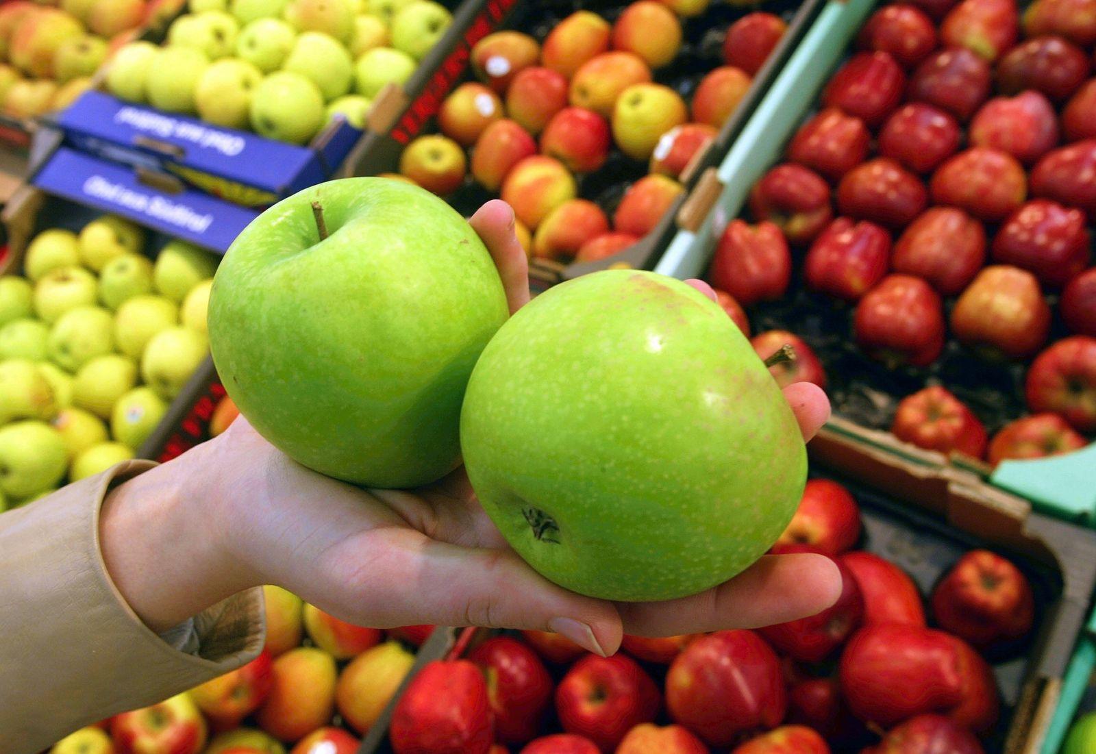 Apfel senkt Cholesterinwert drastisch