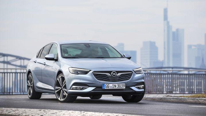 Opel Insignia: Großes Versprechen in der Mittelklasse