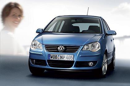 Guck mal, ich bin wie mein großer Bruder! VW Polo mit neuem Gesicht in Passat-Optik
