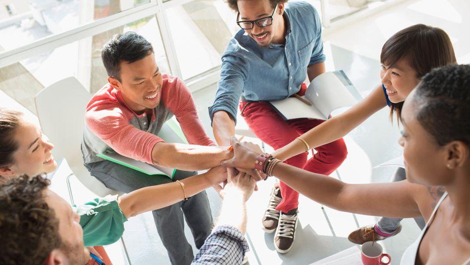 Die Stimmung muss stimmen: Unternehmenskultur zählt den meisten mehr als die Höhe des Gehalts