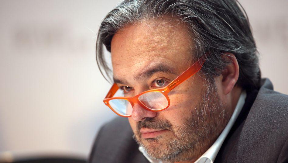 C&A-Chef Alain Caparros erlitt Ende vergangenen Jahres einen Herzinfarkt