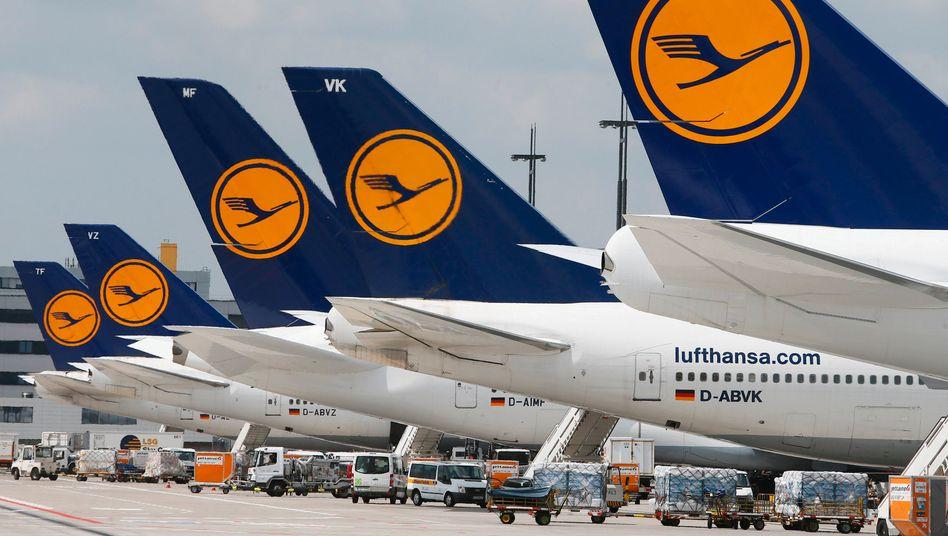 Lufthansa: Der Vorsprung auf die Wettbewerber ist geschmolzen