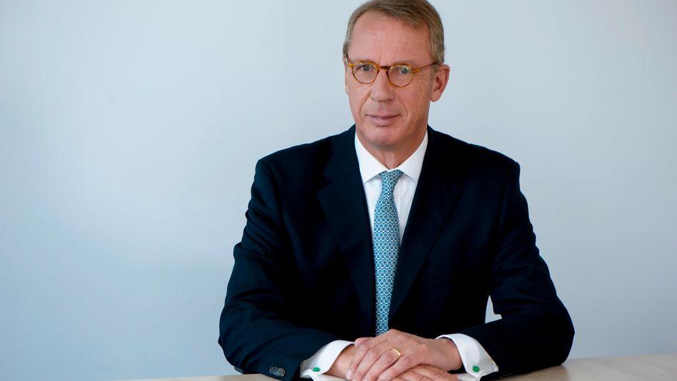 Krach in Deutschlands größter Bad Bank: Norbert Kickum, einer von drei Vorständen, muss die FMS verlassen