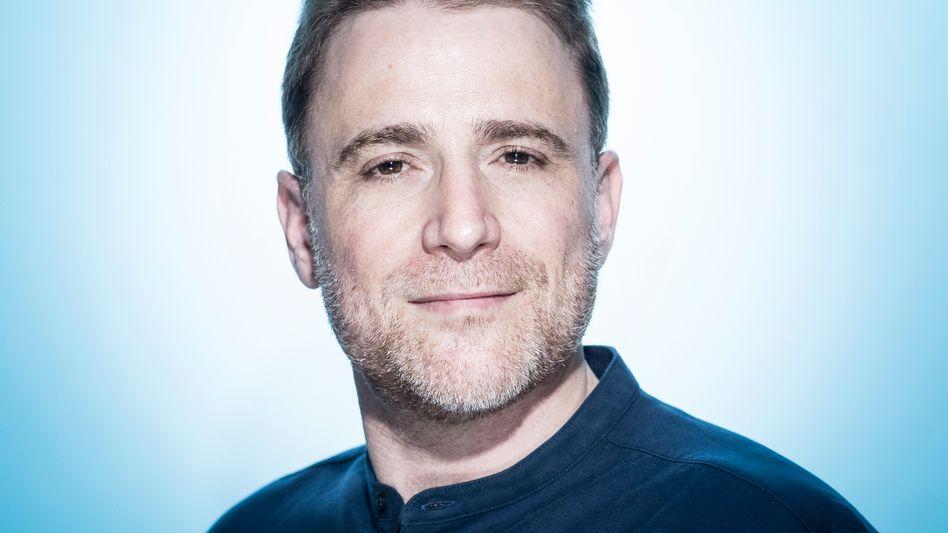 Slack-Gründer Stewart Butterfield: Der erfolgreiche Bürokommunikations-Dienst sollte ursprünglich eine Spieleanwendung werden.
