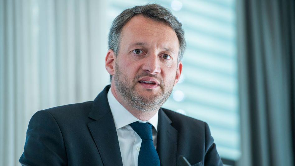 """""""Investors' Darling 2018"""" ist Michael Pontzen, Finanzvorstand beim Chemiekonzern Lanxess"""